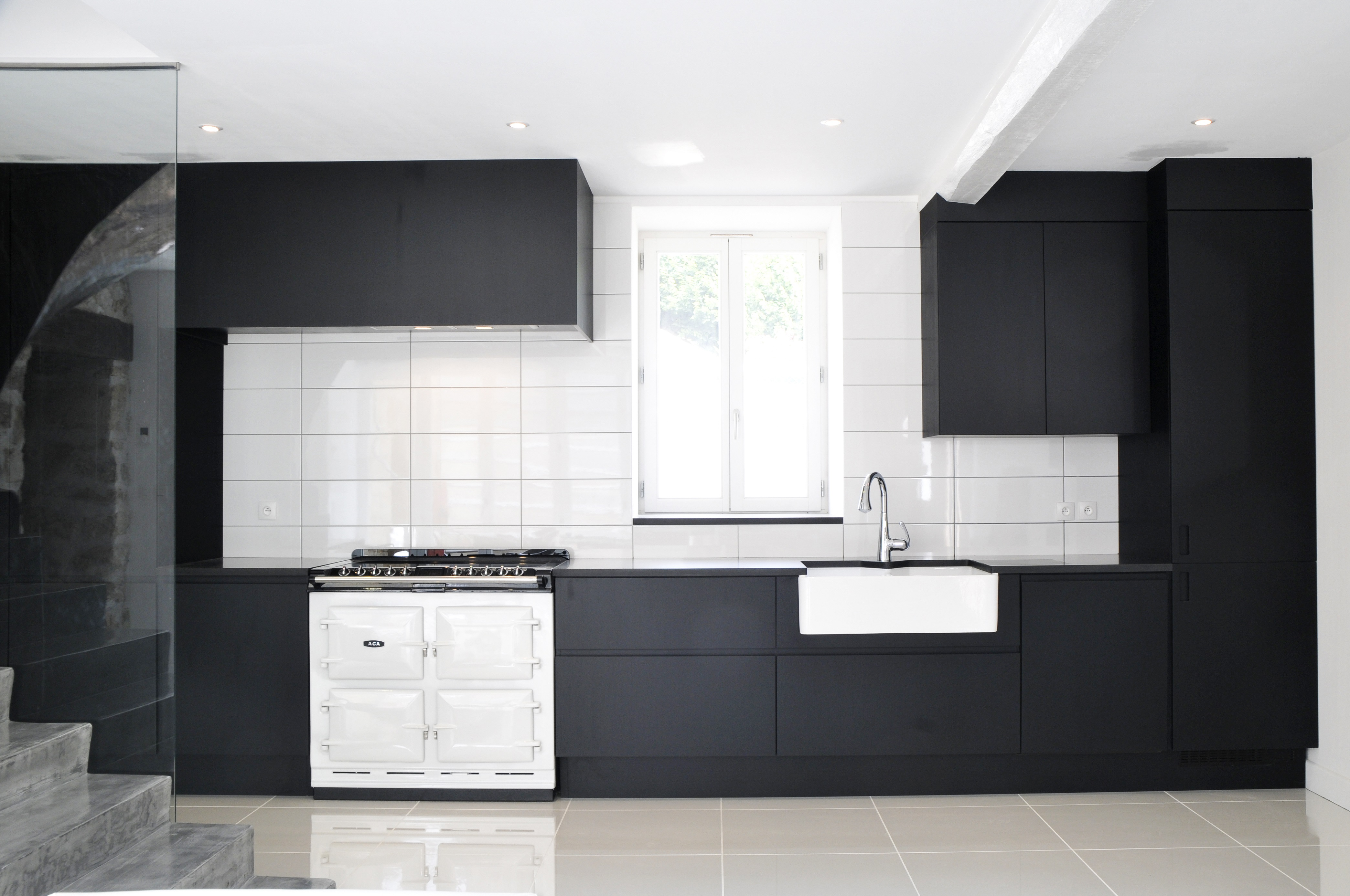 demeure boréale ? cuisines en bois (moderne & design) haut de ... - Fabricant De Cuisine Haut De Gamme